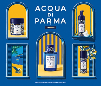 Acqua di Parma La Double J Collection