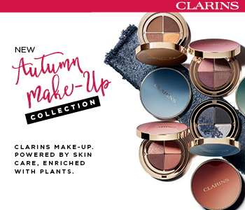 Clarins Autumn Make-Up Collection