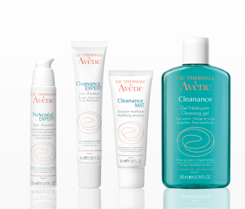 Avene Face Care For Blemish Prone Skin