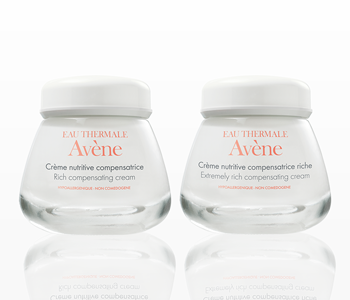 Avène Face Care For Dry Skin