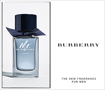 BURBERRY Mr BURBERRY Indigo