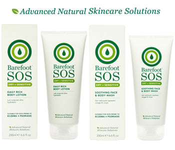 Barefoot SOS Body Care