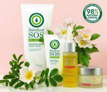 Barefoot SOS Face Care