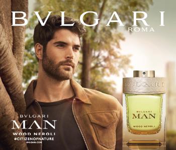 BVLGARI Man Wood
