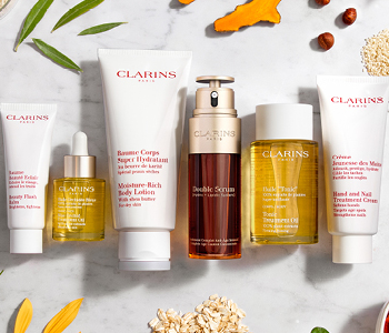 Clarins Meet Your Most Loved