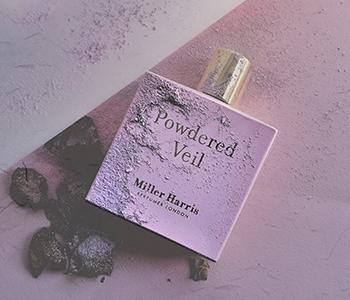 Miller Harris Peau Santal & Powdered Veil