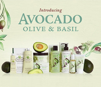 Crabtree & Evelyn Avocado, Oil and Basil