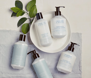 Crabtree & Evelyn Bath and Shower
