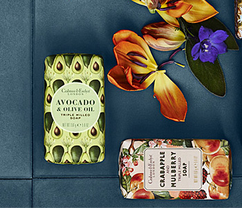 Crabtree & Evelyn Heritage Soap Collection