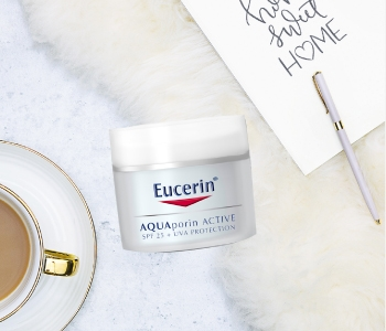Eucerin Skincare for Dehydrated Skin