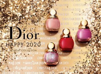 Dior Christmas Look - Happy 2020