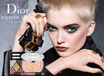DIOR Fall Look - The Power Look