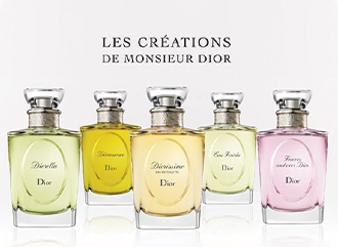 Les Creations de Monsieur Dior