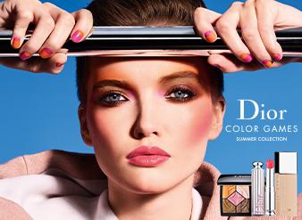 DIOR Summer Look - Color Games