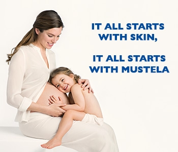 Mustela Daily Baby Care