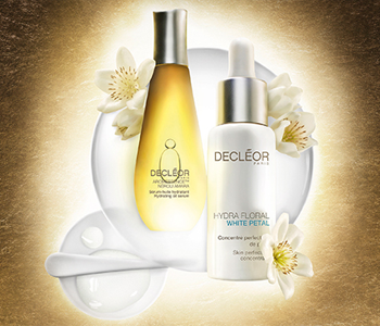 Decleor Hydra Floral White Petal