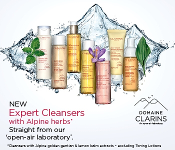 Clarins Cleansers and Toners