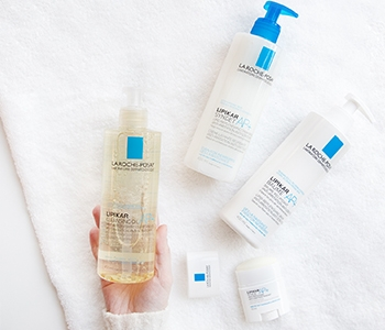 La Roche-Posay Body Care for Dry and Very Dry Skin