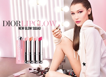 DIOR Spring Look - Glow Squad