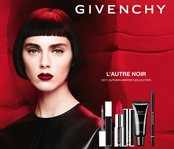 GIVENCHY L'Autre Noir | GIVENCHY Autumn Look