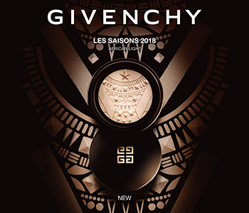 GIVENCHY Summer Look - Les Saisons African Light