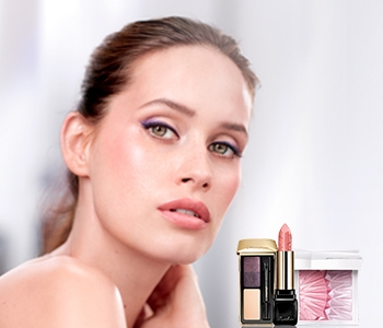 GUERLAIN Spring Look - Morning Love