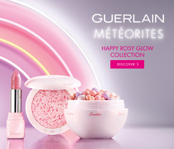 GUERLAIN Spring Look - Meteorites Happy Rosy Glow Collection