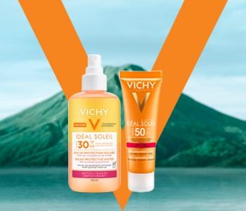 Vichy Sun Care for Face - SPF 50+