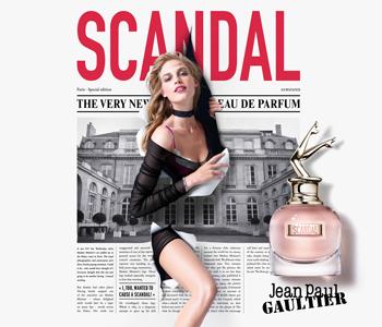 """Jean Paul Gaultier """"SCANDAL"""""""