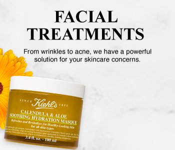 Kiehl's Face Treatments