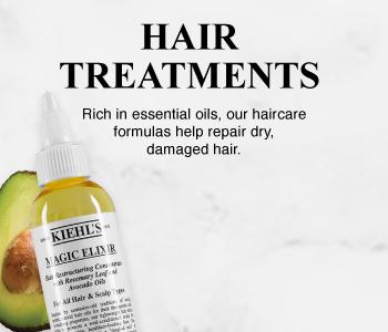 Kiehl's Hair Treatments