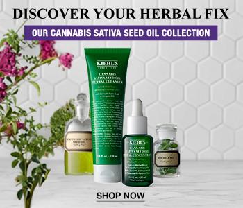 Kiehl's Cannabis Sativa Seed Oil