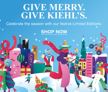 Kiehl's Christmas