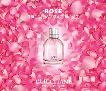 L'Occitane Rose
