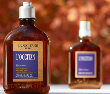 L'Occitane Men Bath & Shower