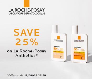 La Roche-Posay Sun Care for Face
