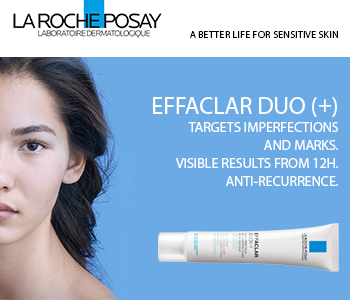 La Roche-Posay Face Care for Epidermal Deterioration