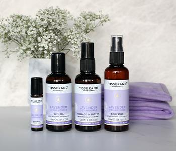 Tisserand Lavender & Chamomile