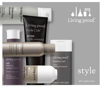 Living Proof Styling
