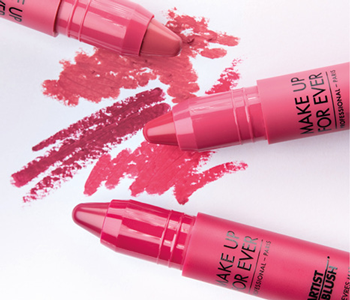 MAKE UP FOR EVER Lipstick Collection