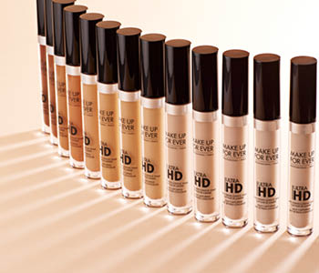 MAKE UP FOR EVER Ultra HD Makeup Collection