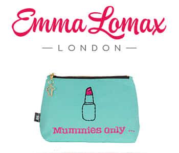 Emma Lomax Makeup Bags