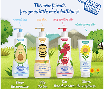 Mustela Limited Editions