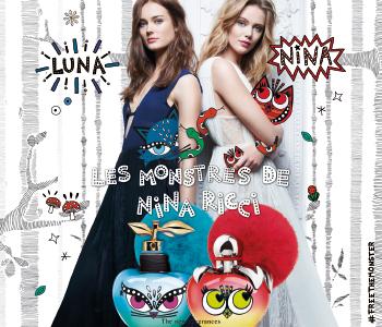 Nina Ricci Les Monstres de Nina Ricci