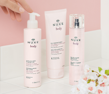 Nuxe Shower Gels & Scrubs