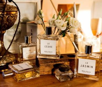 Miller Harris Perfumer's Library