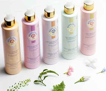 Roger & Gallet Body Lotions, Creams and Oils