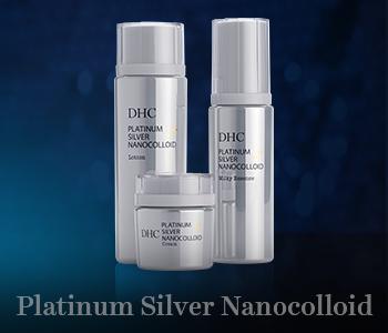 DHC Platinum Silver Nanocolloid