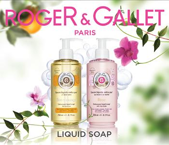 Roger & Gallet Liquid Soap