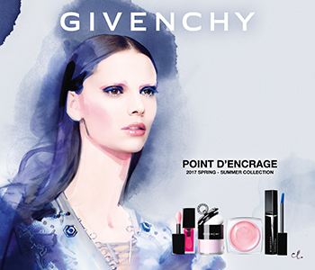 Givenchy Spring Look - Point d'Encrage